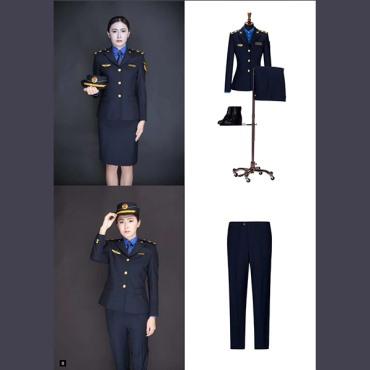 城管执勤服装